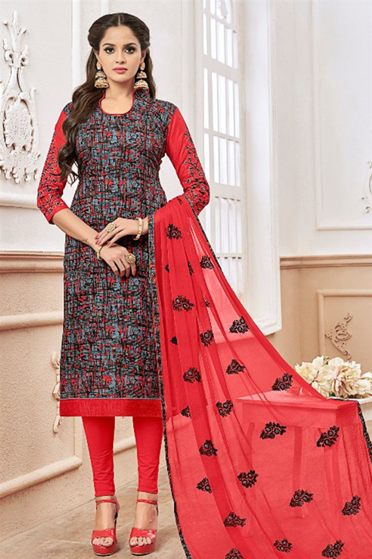 49f622a3a1 Buy Indian Printed Salwar Kameez In Very Cheap Prices Latest Salwar Suits  Catalog In Wholesale
