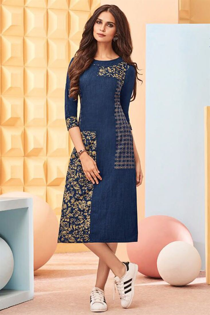 Ehnic Kurtis Collection Buy At Discounted Prices In Karnataka