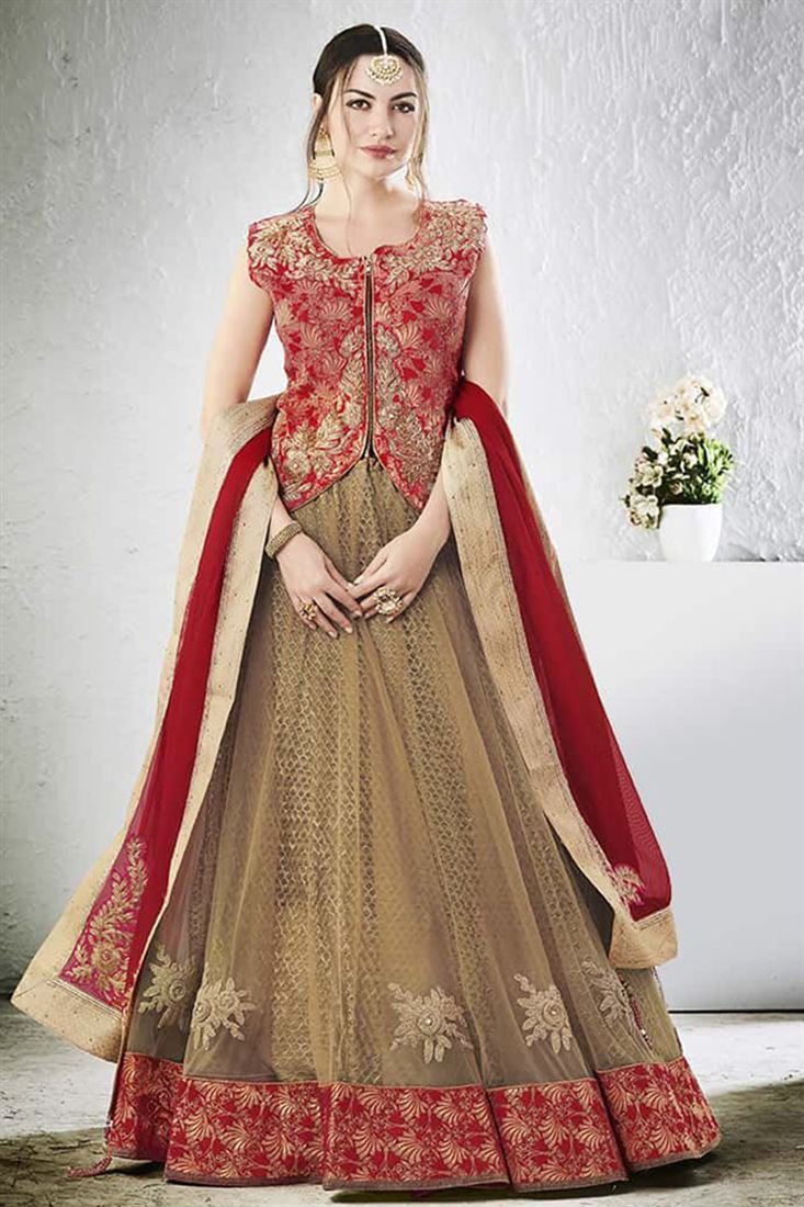 Exclusive Silk Based Lehenga Catalogue Supplier in India