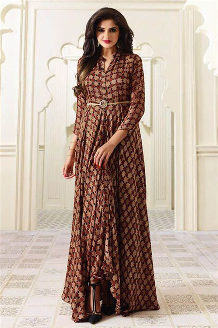 Indian Cotton Fabric Wholesale Kurti Catalog Supplier In