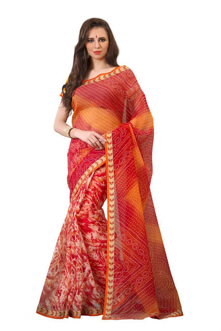 Stunning Multi Color Exclusive Collection Of Cotton Net Party Wear Sarees Wholesale Online
