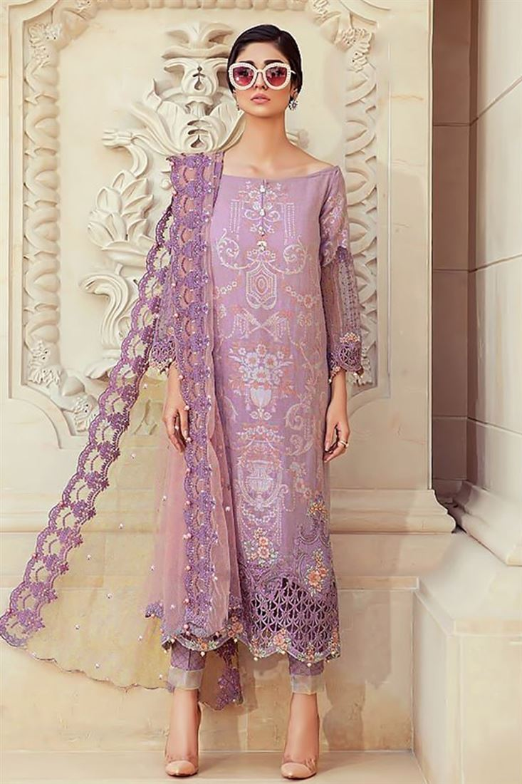 6d257f49f2c Unique Lawn Cotton Suits Supplier Online Buy Party Wear Designer Salwar  Kameez Collection