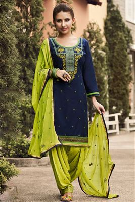 c1aa1e5aa3 Best Price Cotton Patiala Punjabi Salwar Kameez Catalogue Wholesaler In  Canada
