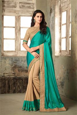 89229c8ebb Charming Silk Wholesale Embroidered Saree Catlog Wholesaler In Sweden