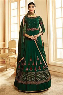 bd601465bc Designer Floor Length Long Wedding Special Salwar Kameez Collection Online  USA Wholesale Price Party Wear Suits. VIEW FULL