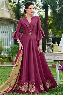 e6011b3d0 Ladies Readymade One Piece Gowns Catalogue Designer Gowns At Wholesale  Price Rates Latest Womens Party Gowns
