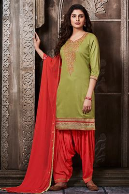 146b926a960 Punjabi Patiala Salwar Kameez Catalog Panjabi Suits Wholesale Catalogue  Canada