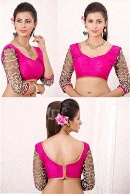 Wholesale Womens Readymade Blouse At Low Price Ladies Blouses Exporter